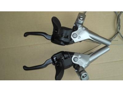Манетки Shimano Deore LX Dual Control ST-M585